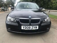 BMW 320D 6 SPEED 2008 MODEL ESTATE ( px welcome