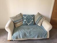 X2 3 seater DFS sofa