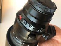 Fujifilm XF 100-400mm Lens