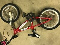 Small kids bike for sale