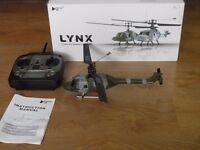 rc Helicopter Hubsan lynx h101b