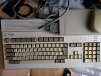 Amiga 1200 with Amitec Ram upgrade