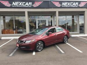 2013 Honda Civic EX AUT0 A/C SUNROOF BACKUP CAMERA 104K