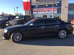 2017 Chrysler 300 C AWD|LEATHER|NAVIGATION|PANORAMIC SUNROOF
