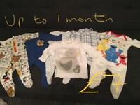 Baby clothes - 2