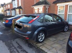 Ford Focus 1.6 05 plate
