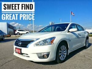2013 Nissan Altima 2.5 S One-Owner No Accidents  FREE Delivery