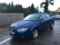 2005 Audi A4 2.0 TDI 140 Only 79k (Not golf, Leon, A6, Jetta, Passat, a3, 320)