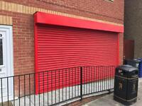Retail shop to let, new build..