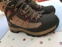 Ladies Peter Storm Size 4 Walking/Hiking boots