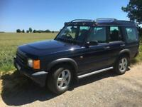 1999 TD5 Land Rover discovery