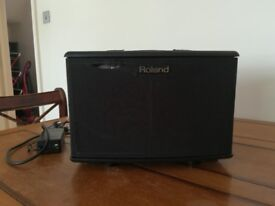Roland AC-40 Acoustic Compact Stereo Guitar Amp