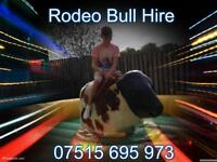 Great Adult inflatables Rodeo Bull, Bungee Run, Sumo Wrestling & corporate event hire equipment!
