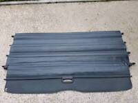 Bmw x5 rear shelf