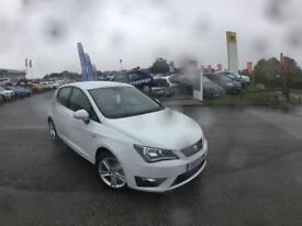 Seat Ibiza 1.4 EcoTSI 150 FR Technology 5dr (white) 2017