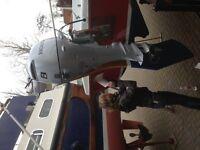 Honda 8HP Outboard Motor