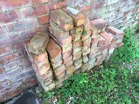 80 Reclaimed Bricks - Heworth area