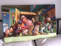 Toy Story 3 canvas