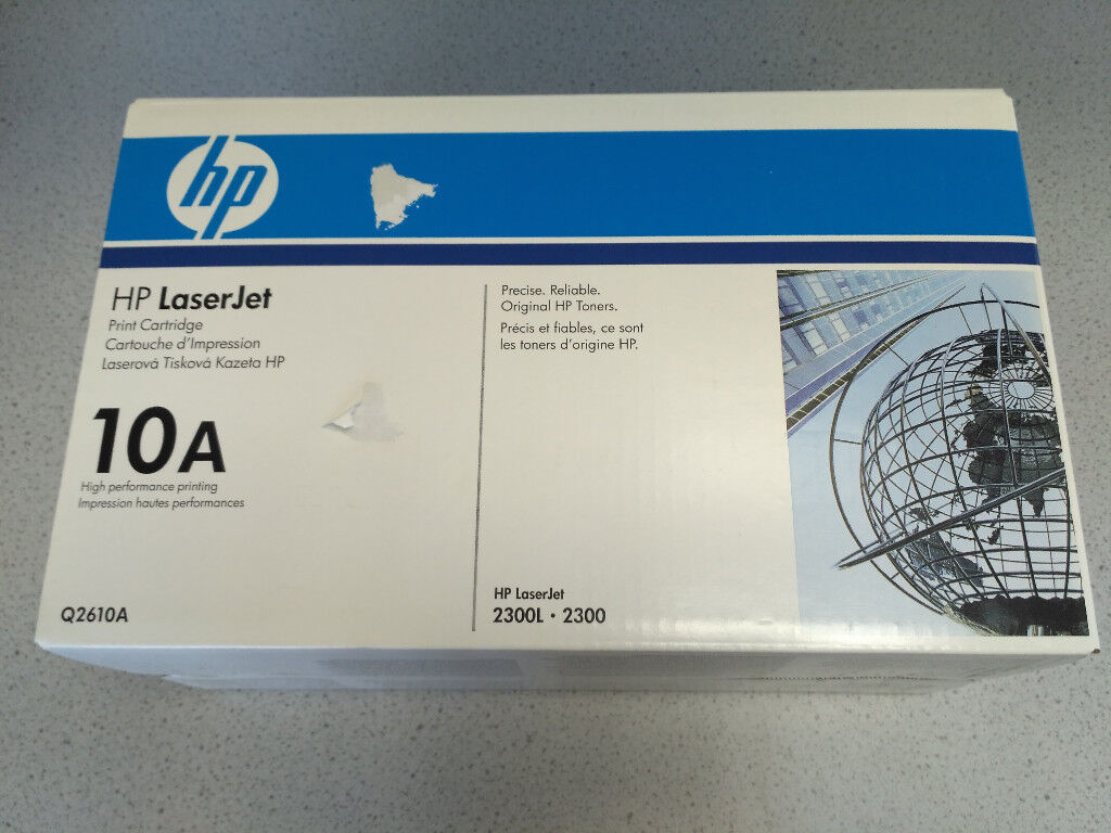 Brand New HP Laserjet 10A Print Cartridge