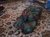 Radio Control M1A1 Abrams Tank
