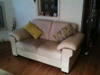 Fine Leather Natuzzi Sofa