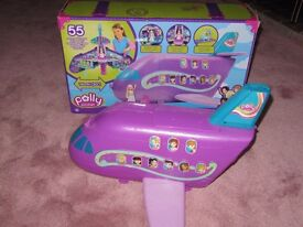 Christmas Gifts - Set of Polly Pocket Toys