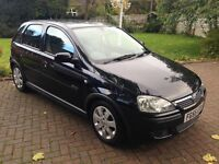 2006 Vauxhall Corsa 1.2 i 16v SXi+ 5dr, Full Service History + Long MOT + Ideal 1st Car + Immaculate