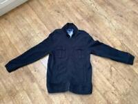 Tommy Hilfiger fleece jacket.