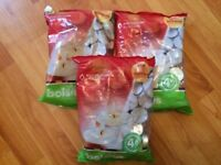 3 Bags of 4hr Bolsius Tealights (50 Per Bag) - All New Sealed