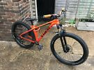 Mountain bike - Trek Roscoe 8