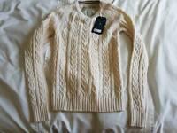 Jack Wills sweater / jumper / knitwear / warm clothing UK8