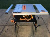 Evolution Rage 5 Multipurpose Table Saw - Pre-owned.