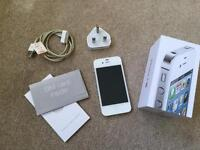 iPhone 16Gb 4s White - ee / T mobile - Boxed