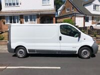 Nissan Primaster 1.9 dci long wheel base excellent condition