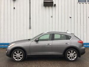 2012 Infiniti EX35 AWD *LEATHER-SUNROOF* Kitchener / Waterloo Kitchener Area image 2
