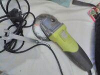 Ryobi electric grinder