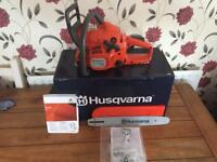Husqvarna chainsaw 236