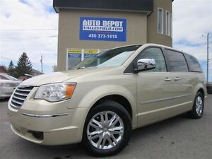 2010 Chrysler Town & Country LIMITED NAVIGATION, CUIR, TOIT OUVR