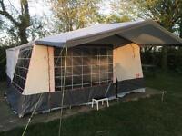Conway corniche DL trailer tent