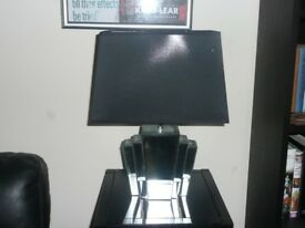 Two Art Deco table lamps
