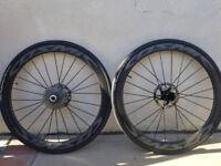 Mavic cosmic carbon pro disc wheels