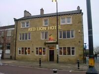 Red Lion, Market Street, Colne, Lancashire. Joint Management Couple Required