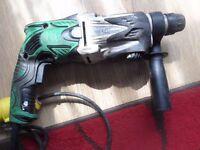 HITACHI hammer drill 110V