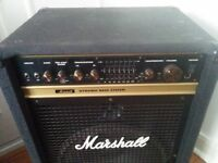 Marshall DBS 72115 or H&H bass baby amp WANTED