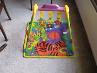 activity babys first playgym