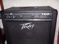 Peavey TKO 115 Bass amp in great condition- £50 CAN ONLY SELL ON SUNDAY 28/8
