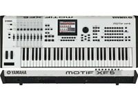 YAMAHA MOTIF XF6 LIMITED EDITION WHITE