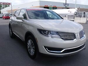 2016 Lincoln MKX Sélect-NAVI-CAMERA-AWD
