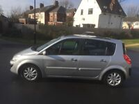 For sale Renault since automatic 1.6 engine 56 plat in 2007 only 52,000 mileage run & drive perfect