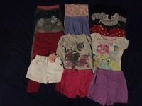 Girls Clothes Bundle (2-3 Years)